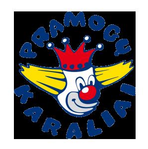 pramogu karaliai logo